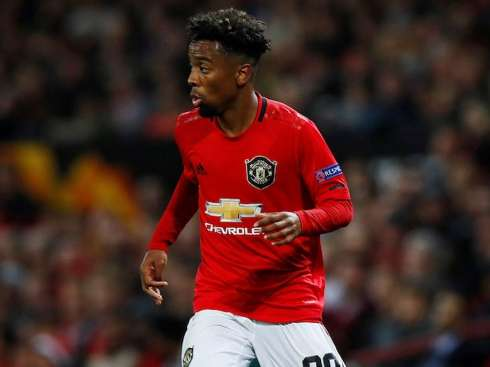 Angel Gomes Set To Leave Man Utd When Contract Expires