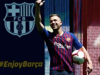 Barça's Good Business With Arthur: A Million Euros Per Game
