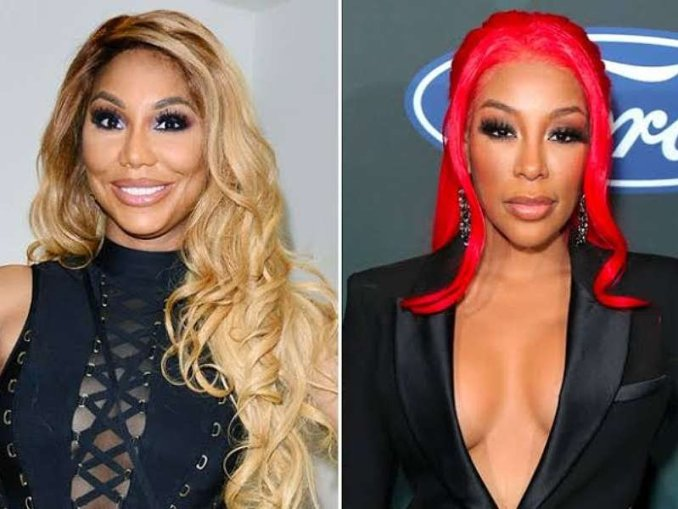 K. Michelle blasts Tamar Braxton and insults her fiancé's Nigerian accent