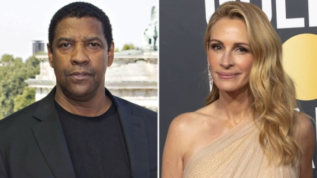 Denzel Washington And Julia Roberts To Star In New Netflix Drama