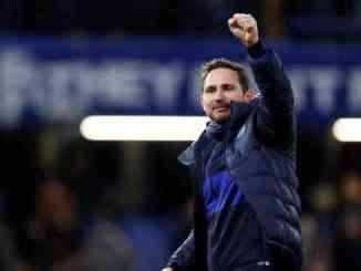Frank Lampard worried about Manchester United's ability to win penalties
