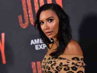 Glee Actress Naya Rivera Missing After Boat Ride with her son