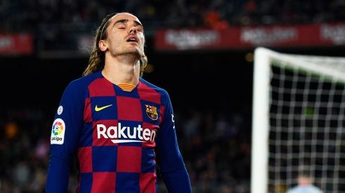 Griezmann's Father Slams Barcelona Boss Setién