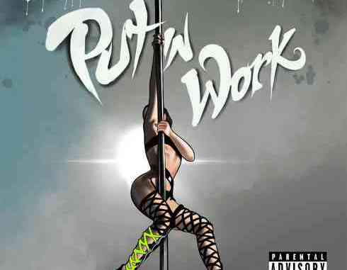 Jacquees x Chris brown - Put In Work (download)