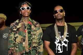 Juicy J x Wiz Khalifa - Gah Damn High (download)