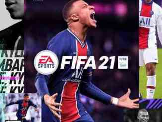 Kylian Mbappe Revealed As The Global Cover Star For Fifa 21