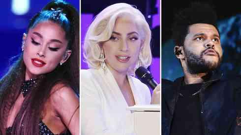 MTV VMAS Full Nominations list