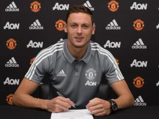 Matic Extend Manchester United Contract
