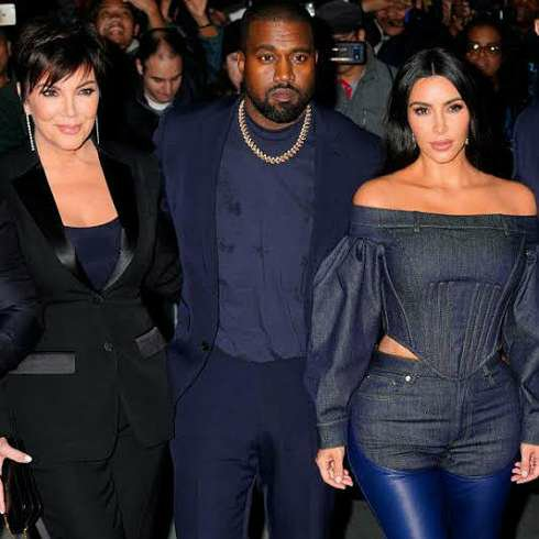 Kanye West Rants About Kim Kardashian and Kris Jenner Trying to Lock him up