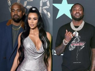 Kanye thinks Kim and Meek are dating