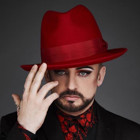 """Boy George Says The Chances Of Him """"Ever Being In A Band"""" Again With Jon Moss Are """"Slim To None"""""""