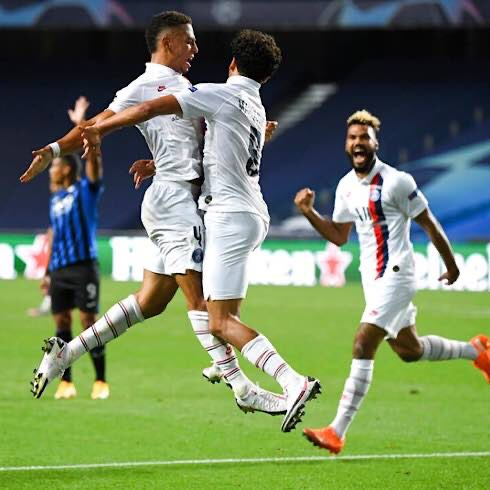 PSG Have Been Punished For A Late Start To The Second Period V Atalanta