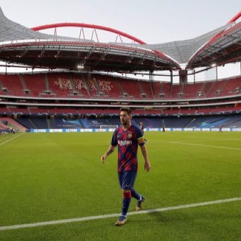 Lionel Messi Approves Quique Setien Replacement After Bayern Munich Defeat