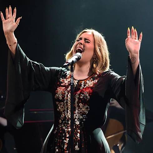 "Adele Has ""No Idea"" When Her New Album Is Going To Be Released"