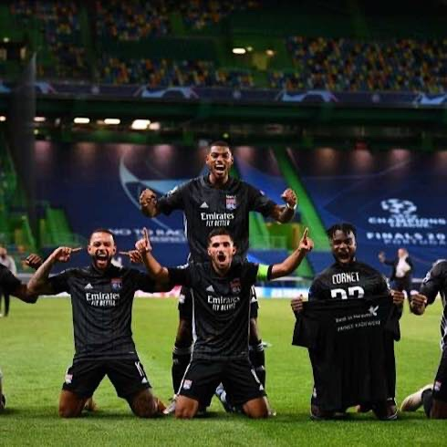 Lyon Surprise Means New Champions League Format Leaves Major Powers Locked Out