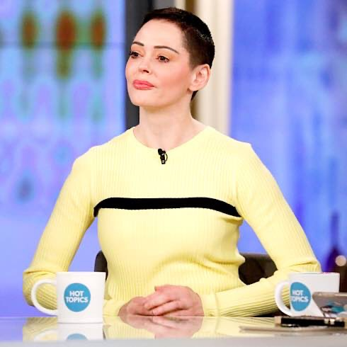 Rose Mcgowan Chose To Go Public With Sexual Misconduct Allegations Against Alexander Payne