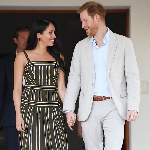 """Meghan Markle And Prince Harry Have Revealed They """"Absolutely Adore"""" American Self-Help Guru Brené Brown"""