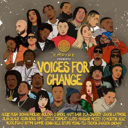 Empire - Voices For Change Vol.1 (download)