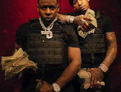 Moneybagg Yo x Blac Youngsta - Code Red Album (download)