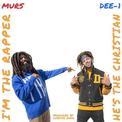 Murs x Dee-1 - He's The Christian, I am The Rapper Album (download)