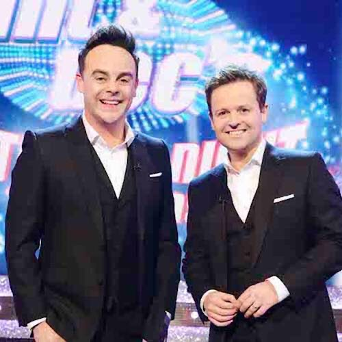 Ant & Dec Explain Why They Are Not Social Distancing Ahead Of Britain's Got Talent Return
