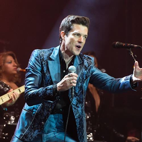The Killers To Perform On Radio 2's 'Live At Home' Virtual Festival