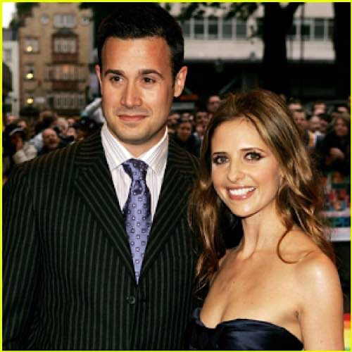 Sarah Michelle Gellar Calls Freddie Prinze Jr Her 'Favorite Husband' on 18th Wedding Anniversary