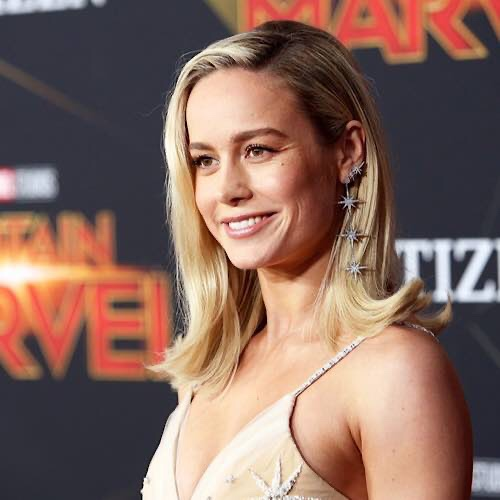 "Brie Larson Had ""Too Much Anxiety"" To Sign Up To 'Captain Marvel'"