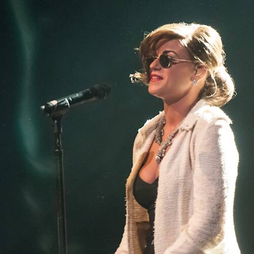 Melody Gardot Has Teamed Up With Sting For Her First Ever Duet