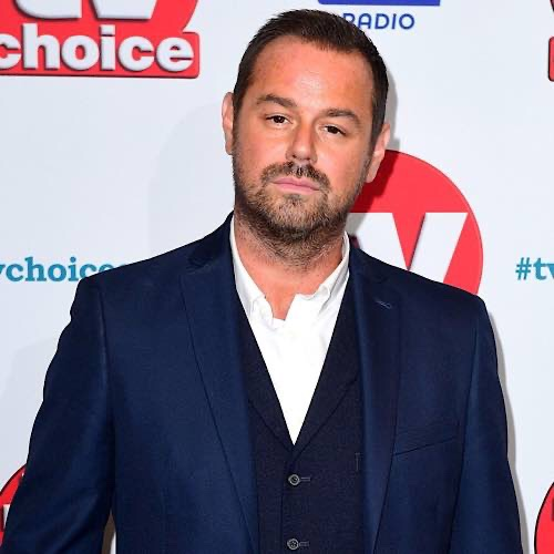 "Danny Dyer Was ""In Tears"" When His Son Smashed His Lego Hogwarts Castle"