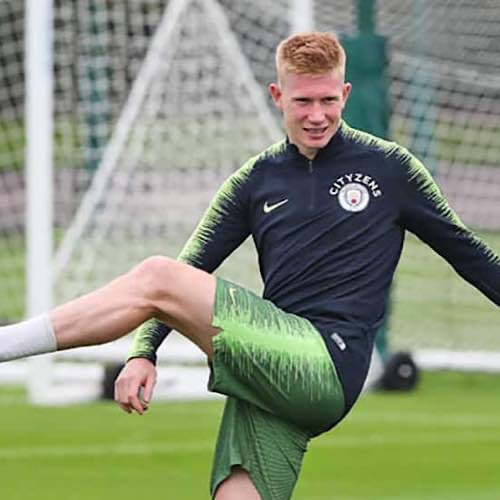 Kevin De Bruyne Was Voted The PFA Player Of The Year