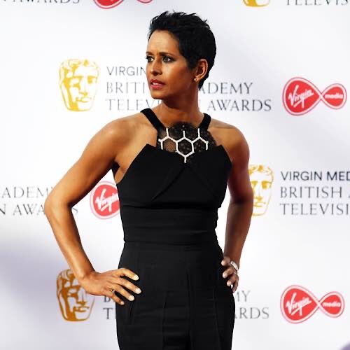 Naga Munchetty Reportedly Charges £15,000 A Time For Speaking Engagements