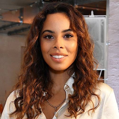 Rochelle Humes Has Banned Her Daughter From Modelling