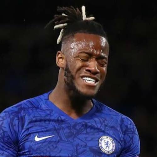 Chelsea Striker Michy Batshuayi Returned To Crystal Palace On A Season-Long Loan