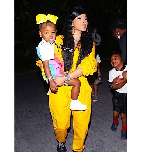 Cardi B Launches Daughter's Instagram Page