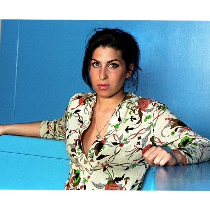 The Amy Winehouse Foundation Has Teamed Up With The New SNO BABIES Movie To Raise Awareness Of Drug Addiction