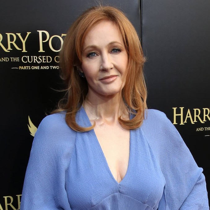 Jk Rowling Has Given A Rare Insight Into Her Marriage