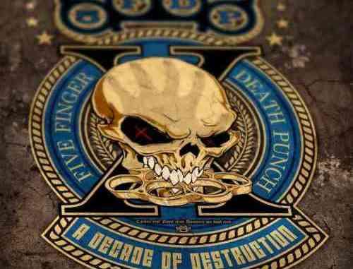 Five Finger Death Punch – A Decade of Destruction Vol. 2 Album (download)