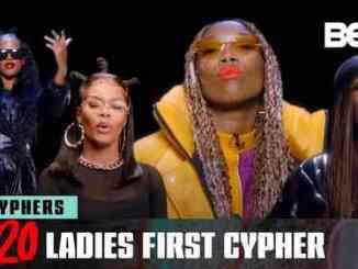 Teyana Taylor, H.E.R., Erykah Badu, and Brandy BET Hip-Hop awards cypher