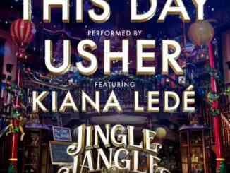 Usher x Kiana Lede - This Day (download)