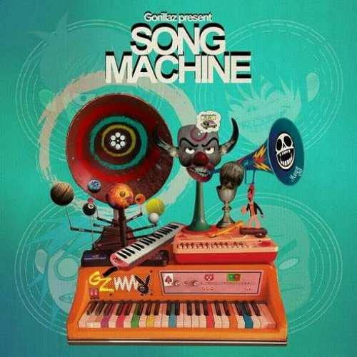 Gorillaz – Song Machine, Season One Strange Timez 'Deluxe' (download)