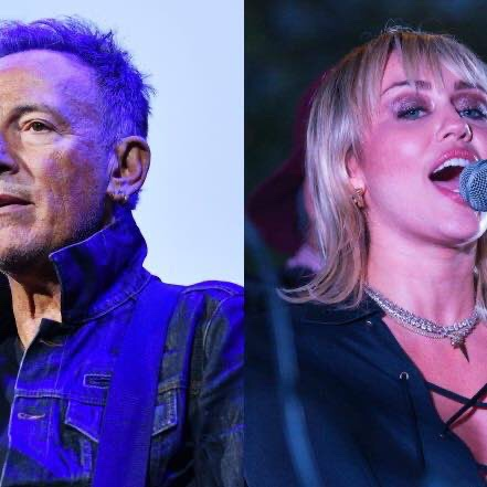 Bruce Springsteen, Miley Cyrus And More Will Feature In The Rock And Roll Hall Of Fame 2020 TV Special