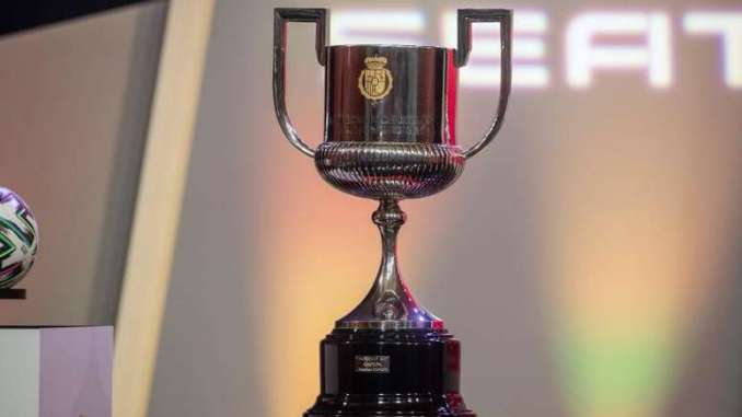 1st Round Draw For Copa Del Rey Made
