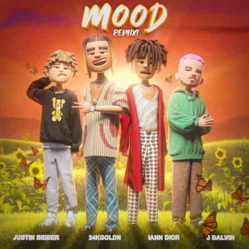 24kGoldn, Justin Bieber, J Balvin & iann dior – Mood Remix (download)