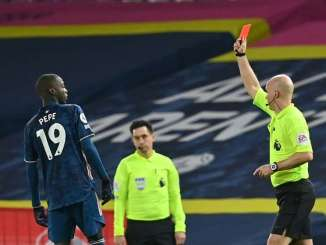 Arsenal Fans Disappointed By The Last Performance Of Pépé