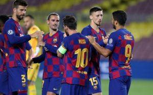 Barcelona's Salary Cap Reduced By Almost 300 Million Euros