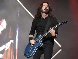 Dave Grohl Accepted To Write A Song With His 10-Year-Old Music 'Rival'