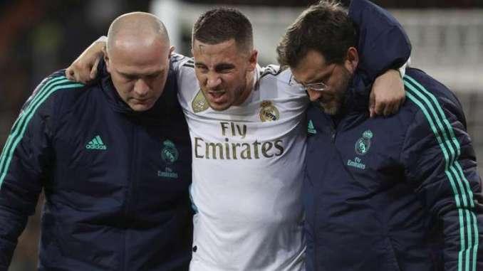 Eden Hazard Has Been Impeded By Injuries