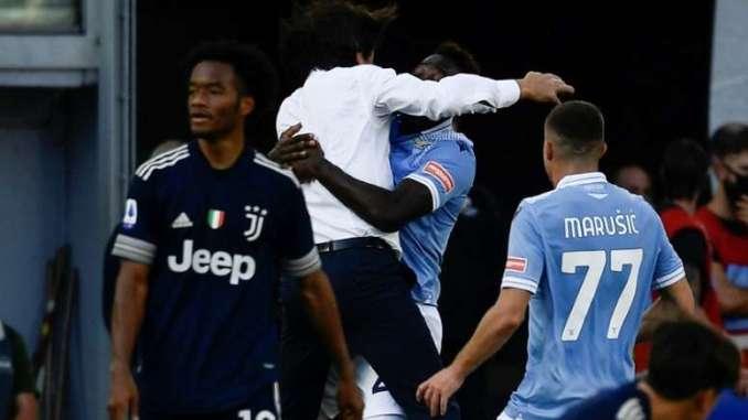 Felipe Caicedo Grasps Late Point For Lazio Against Juventus