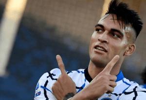 Lautaro Martinez's Score For Inter Milan Not Enough To Get Three Points